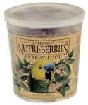Nutri-Berries Parrot 12oz