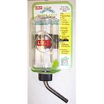 Cage Snuggler Plastic Water Bottle with Medium Tube 10oz