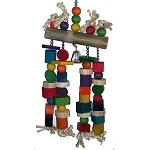 Featherland Bamboo Toy Large