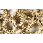 SBC Vine Rings Natural 24 pk