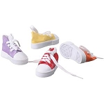 Super Bird Creations Sneakers 4 pack