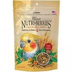 Nutriberries Cockatiel 10 oz