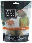 Caitec Coconut Papaya Parrot Cookies 4 oz