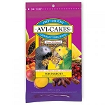 Fruit Avi-Cakes Parrots 8oz