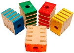 Fun Max Groovy Blocks 12 pack