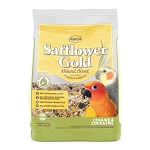Higgins Safflower Gold Conure/Tiel 3 lb