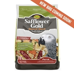 Higgins Safflower Gold Parrot 3 LB
