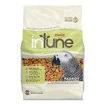 Higgins InTune Natural Parrot 3 lb
