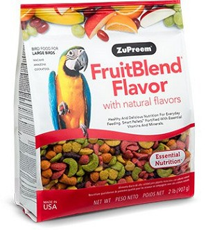 FruitBlend Flavor Medium/Large 17.5lb