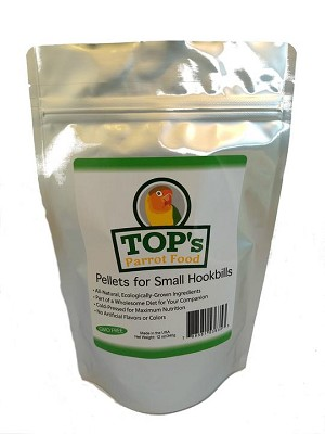 TOPS Small Pellet 12 oz